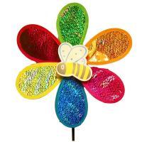 """Ветряк """"Цветок с пчелкой"""" РЕПКА  280*60см"""