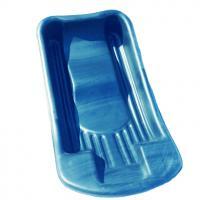 Санки  ДЕТСКИЕ   синий пластик (880*390*100)