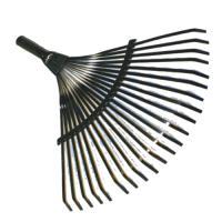 Грабли веерные пластинчатые металлические 5118 б/ч 70х40см  РЕПКА