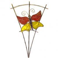 Декор LH6001C(бабочка в веере)
