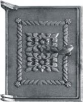 Дверка топочная ДТ-5 (270х370)