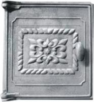 Дверка топочная ДТ-4 (270х295)